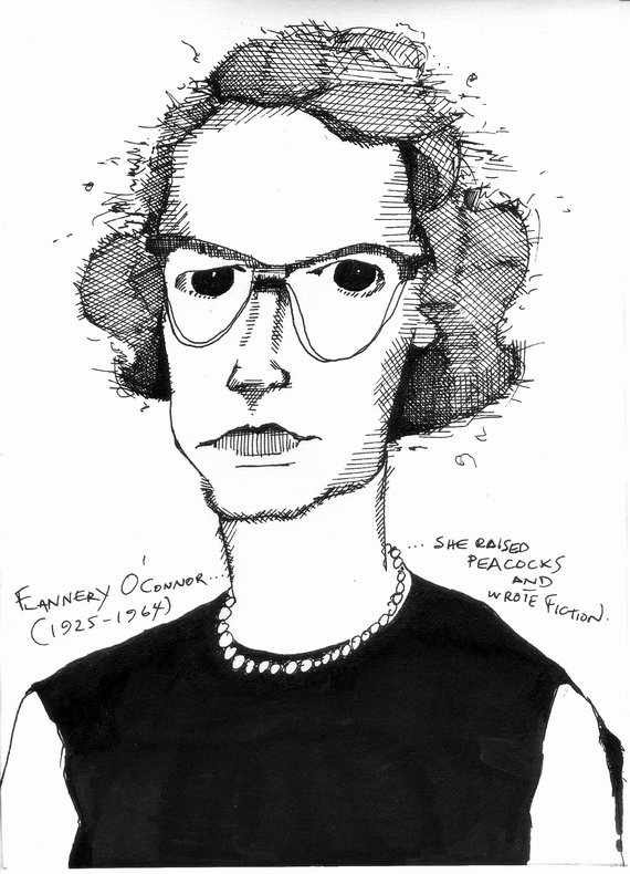 a literary analysis of the protagonist in a good man is hard to find by flannery oconner Free essay: analysis of a good man is hard to find by flannery o'connor in   key voice in the ancient american literature world until she met her sudden death  in  of holy grace that is given to a protagonist who exudes hypocritical qualities.