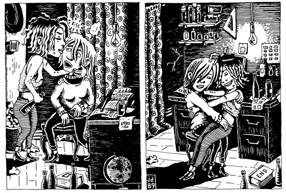 Credit: Julie Doucet/Drawn and Quarterly