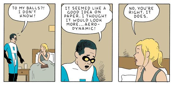 Credit: Adrian Tomine/Drawn and Quarterly