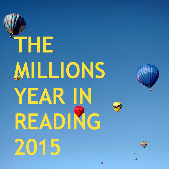A Year in Reading: 2015