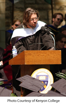 kenyon commencement speech summary