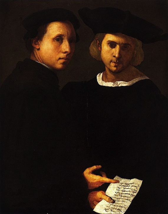 640px-Jacopo_Pontormo_-_Portrait_of_Two_Friends_-_WGA18109
