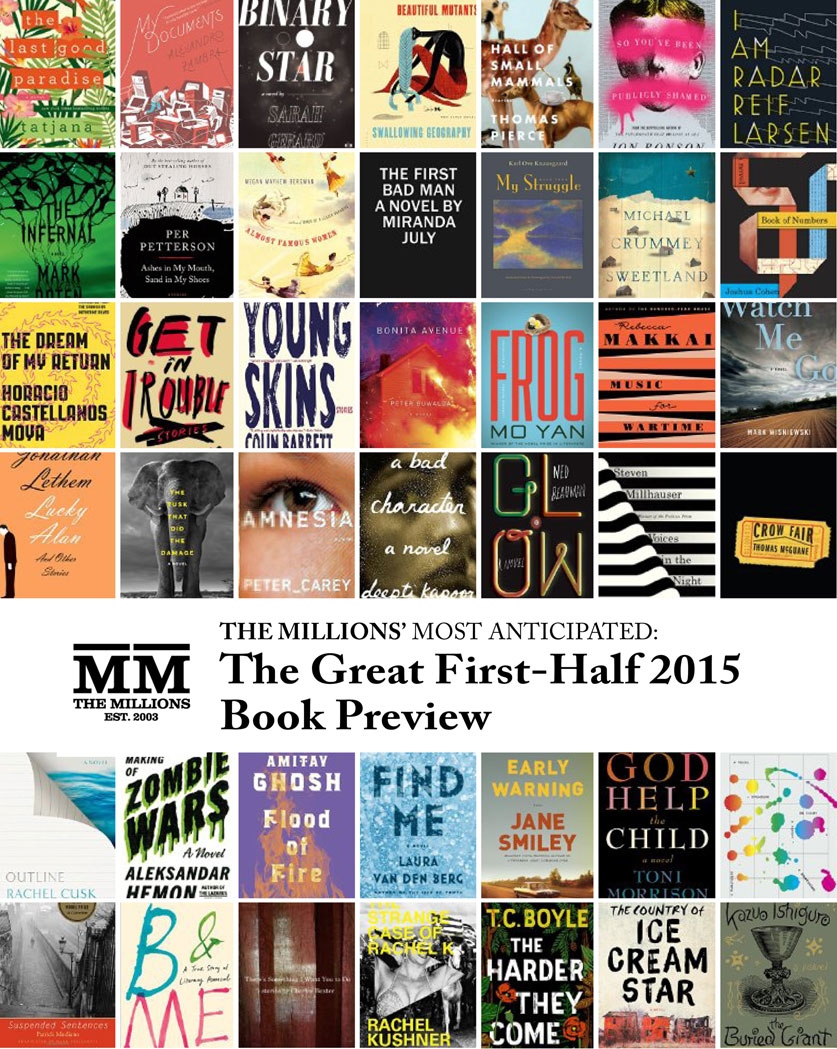 Most Anticipated The Great 2015 Book Preview The Millions