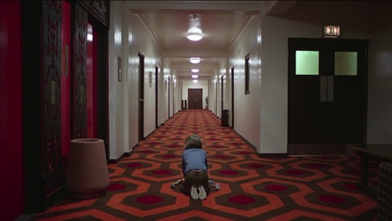 the long lonely walk hallways in horror films the millions