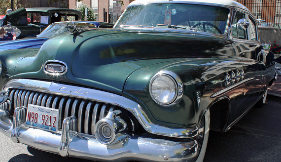 Car Crush Why American Writers And Artists Cant Stop Loving The