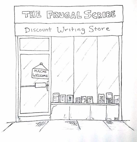 The Frugal Scribe