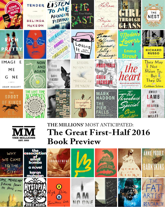 Most Anticipated: The Great 2016 Book Preview