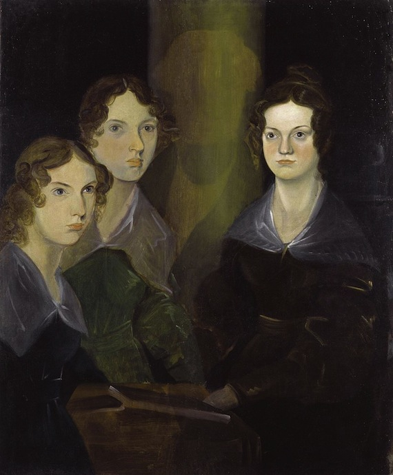 800px-The_Brontë_Sisters_by_Patrick_Branwell_Brontë_restored