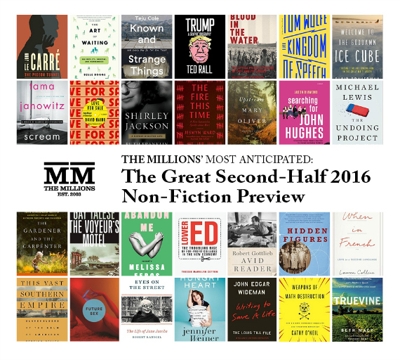 Most Anticipated Too The Great Second Half 2016 Nonfiction Book