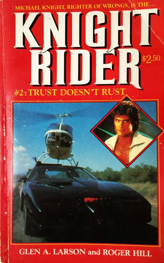Critical Reappraisal: 'Knight Rider: Trust Doesn't Rust