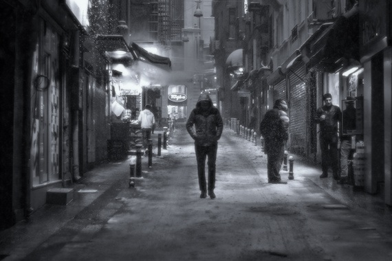 The Rise of the Sad Flâneur - The Millions